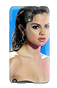 Galaxy Note 3 Hard Case With Fashion Design Selena Gomez Phone Case