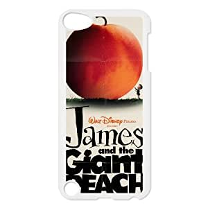 iPod Touch 5 Phone Case White James and the Giant Peach BXF288048