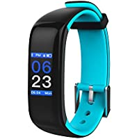 Aupalla Kids Children Activity Trackers with Heart Rate Monitor Sleep Monitor Smart Health Watch for Girls and Boys