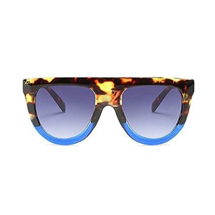 BiuTeFang Gafas de Sol Mujer Hombre Polarizadas La Tendencia ...