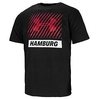 Under Armour Amsterdam Big Logo SS T Camiseta de Manga Corta Hombre