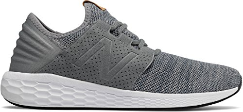 New Balance Slip Ons - New Balance Men's Cruz V2 Fresh Foam Running Shoe, gunmetal, 11 D US