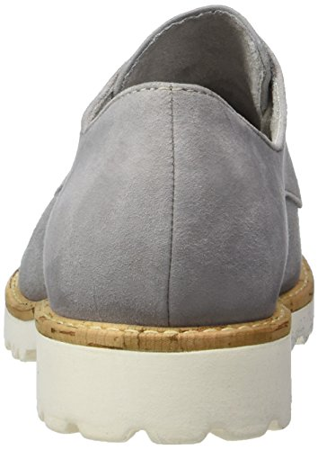 Scarpe Basse Donna Tamaris 23208 Cloud Grigio Stringate Oxford 227 xpqp6t5Fwy