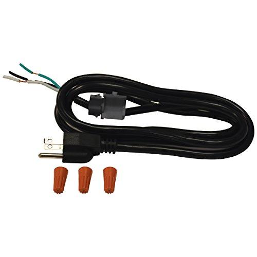 Eastman 73028 69011 Universal Dishwasher Power Cord Kit, 16-Gauge, 64