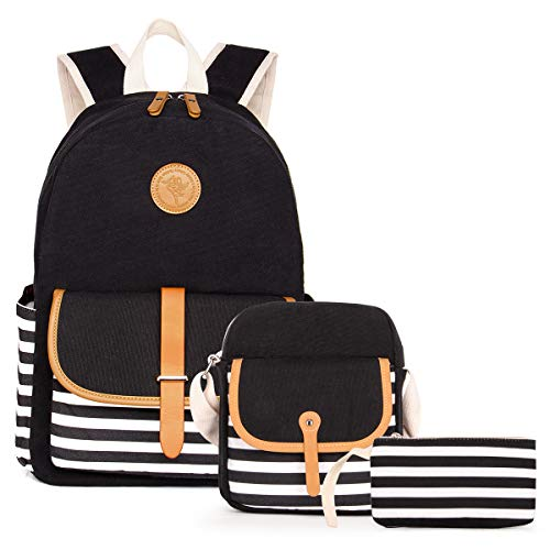 Canvas School Backpacks Bookbags Backpack product image