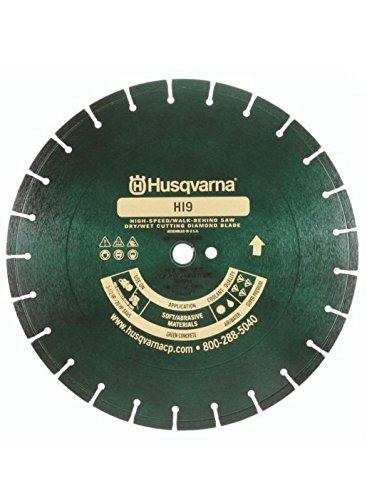 - Husqvarna 542751117 Abrasive Material Blades