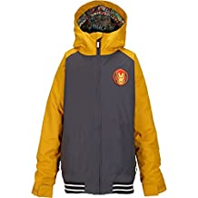 Boys' Game Day Jacket, Iron Man, Medium