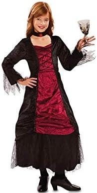Disfraz de Vampiresa Elegante para niña: Amazon.es: Juguetes y juegos