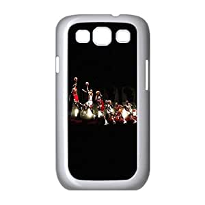 Samsung Galaxy S3 9300 Cell Phone Case White hd30 michael jordan dunk legend nba sports SLI_500863