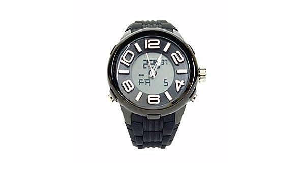 Reloj NOWLEY 8-5268-0-1 - Reloj chico digital y analógico con correa de  silicona  Amazon.es  Relojes 3662091b65ec