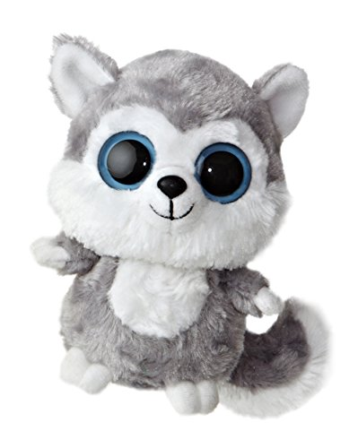 Aurora World Wuskee Husky Plush Animal Toy