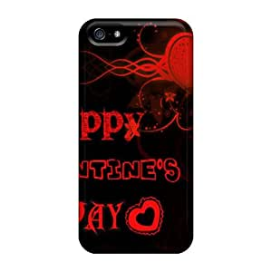 EMz1970lHDl Happy Valentine Day Fashion Tpu 5/5s Cases Covers For Iphone