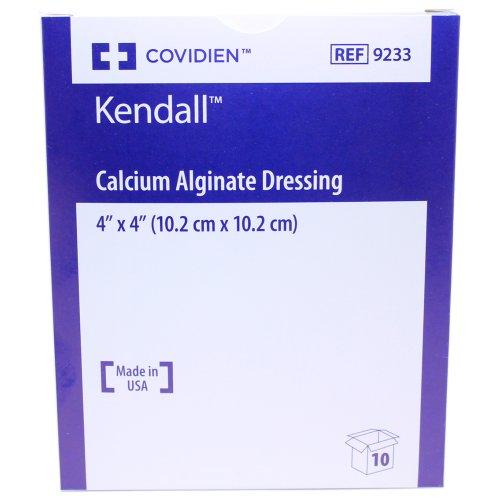 Kendall Calcium Alginate Wound Dressing - Sterile 4