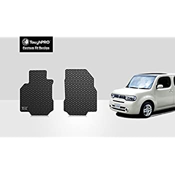 Amazon Com Toughpro Nissan Cube Floor Mats Two Front