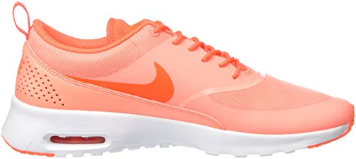 Pink Rose Pour Femmes white Wmns atomic Baskets Ttl Nike Max Air Thea Crimson A0qUzF