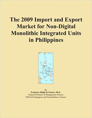 Kindle gratis e-bog The 2009 Import and Export Market for Non-Digital Monolithic Integrated Units in Philippines B002K2RMU2 in Danish FB2