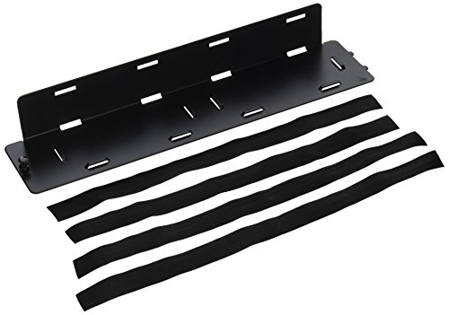 (Legrand - On-Q 36490401 Universal Mounting Plate, Full Width, Black)