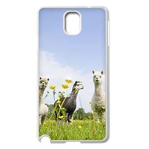 Lycase(TM) Alpaca Personalized Cover Case, Alpaca Samsung Galaxy Note 3 N9000 Case Cover