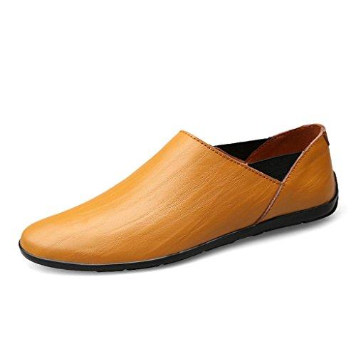 Yellow Aire Casuales Hombre Zapatos de Trabajo Marea Zapatos Zapatos de al de Zapatos de Libre Vestir Zapatos Zapatos RTcgZS