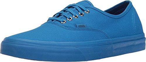 Vans Unisex Authentic Primary Mono Skate Shoes Imperial Blue, Men's 5 Women's 6.5