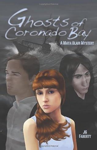 book cover of Ghosts of Coronado Bay