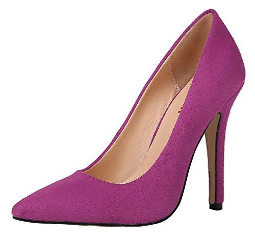 Guoar - Cerrado Mujer Morado - violeta