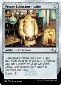 Proper Laboratory Attire - Unstable