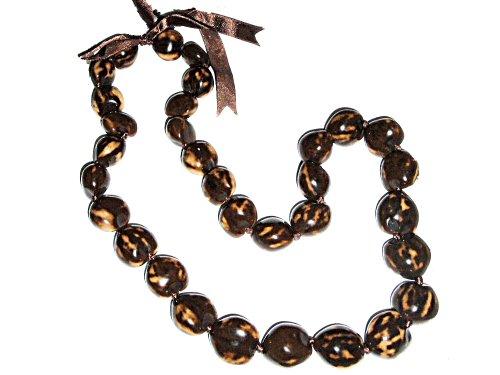 Nut Necklace Lei - 6
