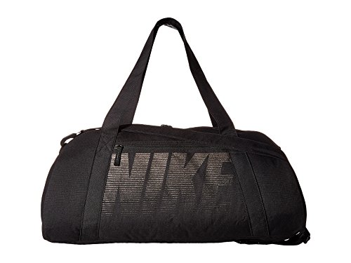 Nike Women's Gym Club Training Duffel Bag (Black/ Sparkle)