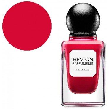 Revlon Parfumerie Scented Nail Enamel, 080 China Flower, 0.4 Fluid Ounce