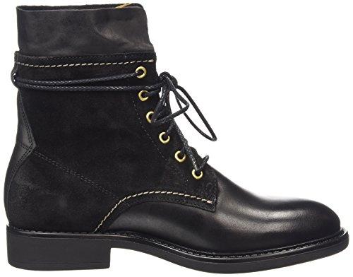 Length Classic Black Lined G00 Lydia Gant Schwarz Women's Boots Half Cold Black xBUB0q