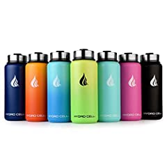 Stay hydrated and on the move with the best stainless steel water bottle for fitness, work, and outdoor adventures.  Are you looking for a water bottle that keeps drinks ice cold or super hot for hours on end for ultimate freshness? Then you ...