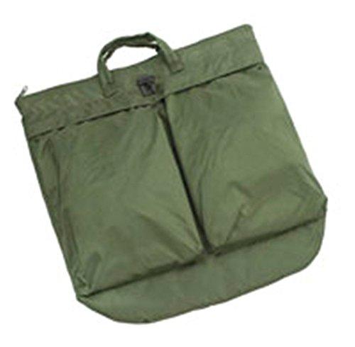 USGI Issue CVC Helmet Bag, NSN 8415-00-782-2989 / 8415007822989 (OD Green)