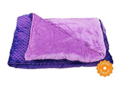 25lb Weighted Blanket for Autism & Anxiety - Great for...
