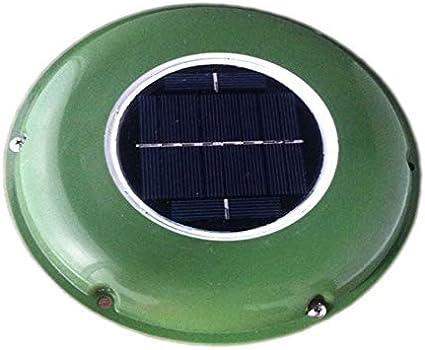 Solar Automático de ventilación ventilador ventilador para barco y ...
