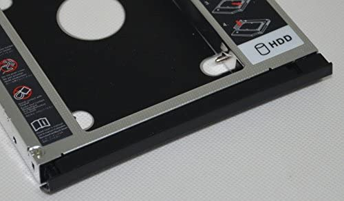 Deyoung 2 nd HDD SSD Disco Duro Caddy para HP EliteBook 8560 W ...