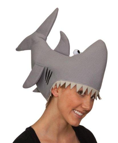Vertical Shark Hat by FunHats