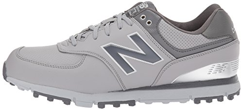 Pictures of New Balance Men's 574 SL Golf Shoe White Large 5