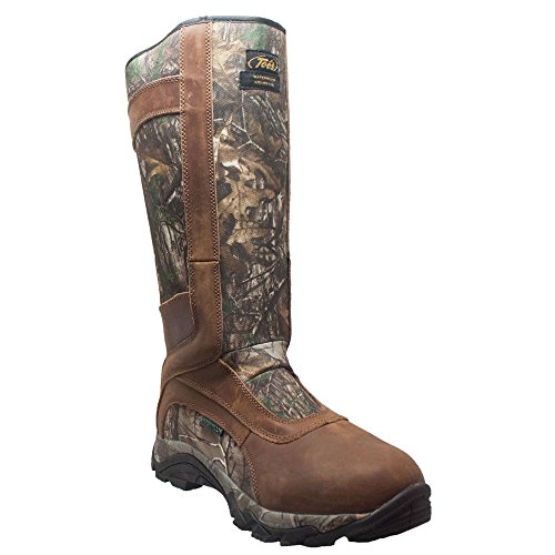 Mens 7 Inch Hiker Steel Toe Boot, Camo, 11.5 M US