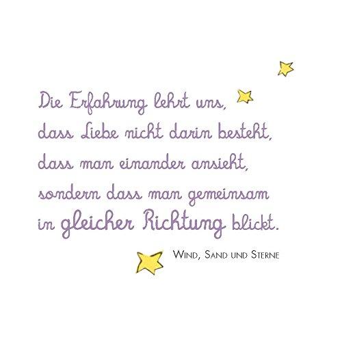 sprüche kleiner prinz Liebe (Kleiner Prinz Minibücher): Amazon.de: kein Autor: Bücher sprüche kleiner prinz