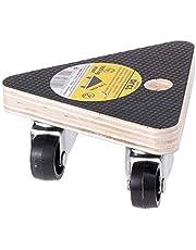 Meubelroller rolplank transportroller transporter meubelhond 130x130x130 mm Pro