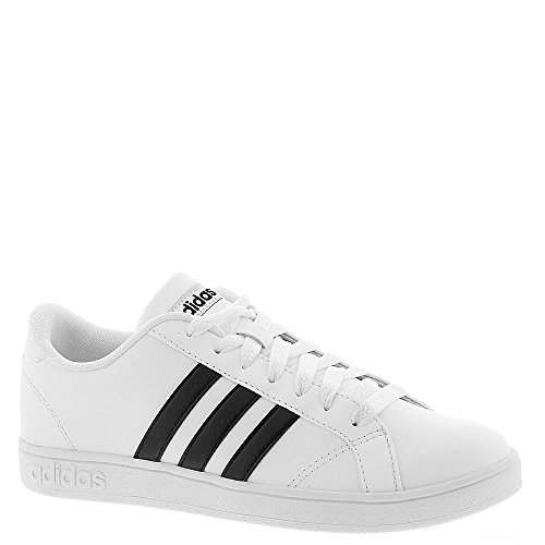 white adidas shoes - 3