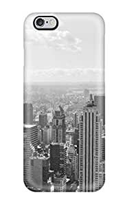 Cute Tpu BreakFree New York Skyline Case Cover For Iphone 6 Plus