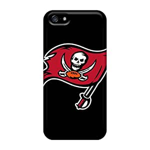 Fashion Tpu Case For Iphone 5/5s- Tampa Bay Buccaneers Defender Case Cover