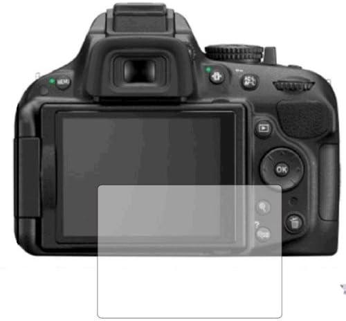3 x Membrane Protectores de Pantalla para Nikon D5200: Amazon.es ...