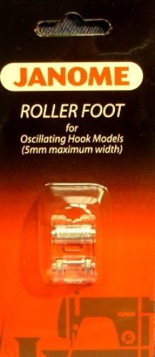 janome roller foot - 6