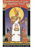 Brotherhood of Light Egyptian tarot deck by Church of Light by New Age by New Age