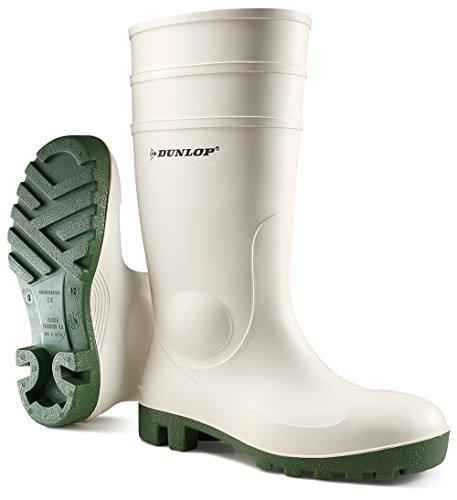 Male - Dunlop FS1800/171BV Wellington White UK13 EU31.5 US13.5