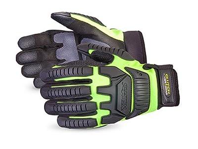 Clutch Gear Impact Protection Mechanics Glove Lined with PunkbanTM- MXVSBPB/L