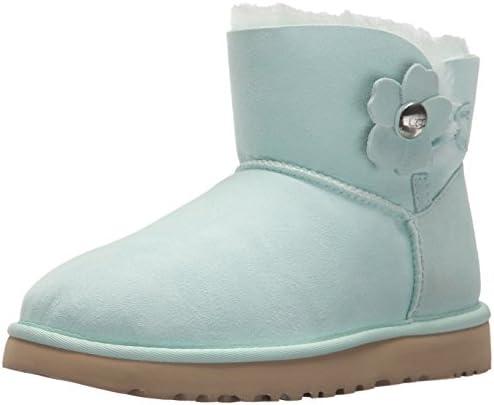 UGG Australia Bailey Button Poppy Fashion Boot Womens